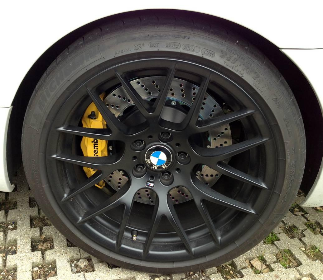 Bmw M3 F82 brembo Bremanslage BMW...